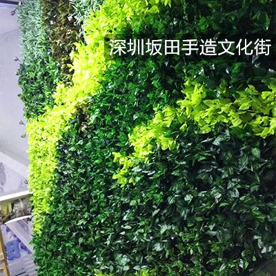 深圳坂田手造文化街工作室走廊布景